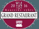 Maurerův výběr Grand Restaurant 2016