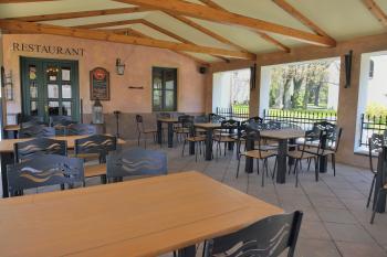 Zahradní restaurace Via Ironia - 1