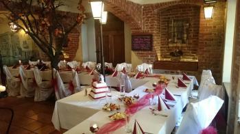 Svatební hostiny - Via Ironia 2