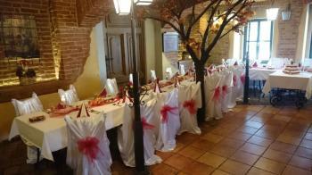 Svatební hostiny - Via Ironia 1